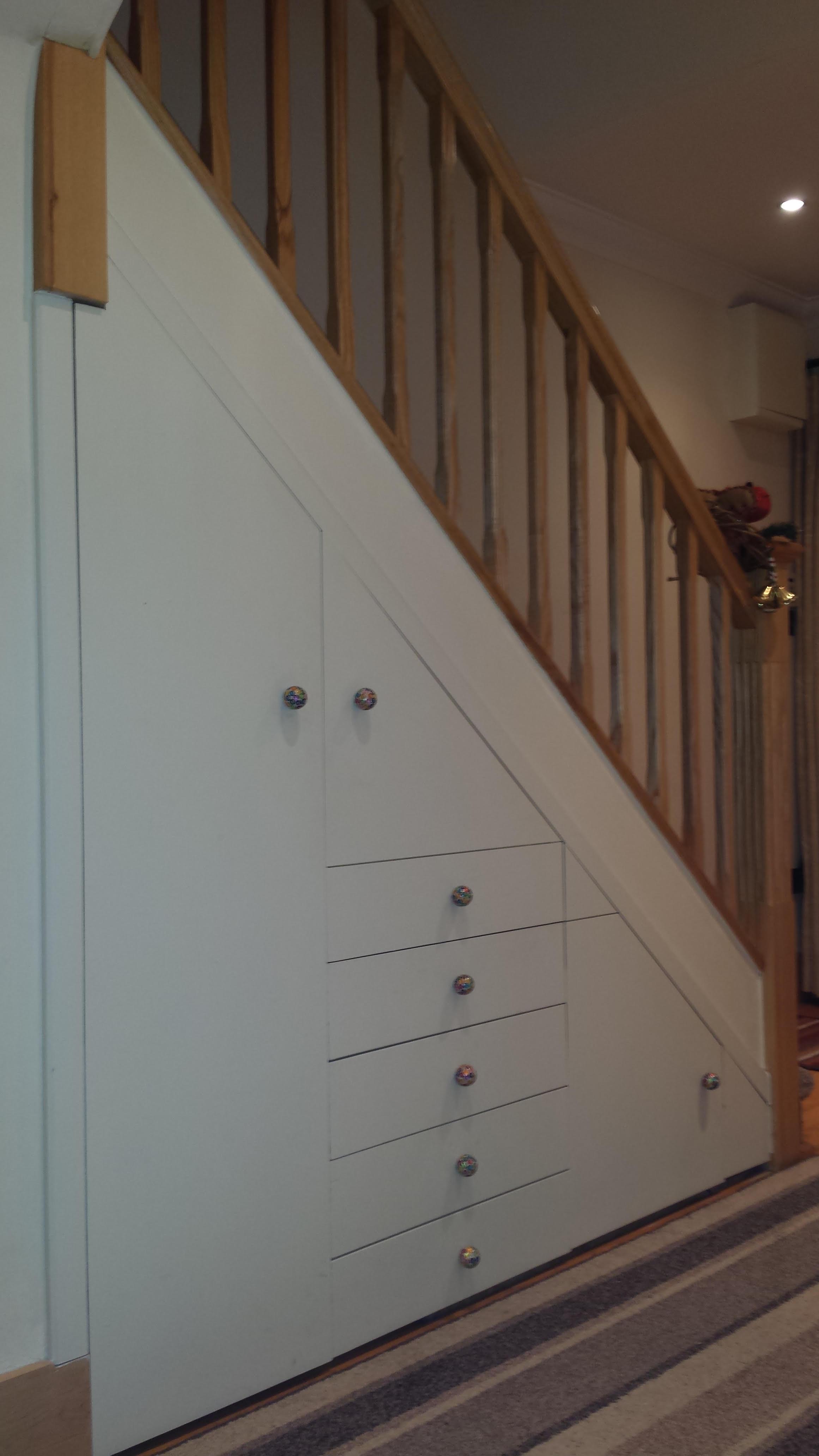 Under Stairs Storage Dublin Wood Mode