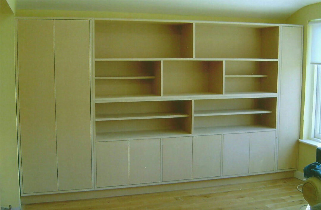 Dublin shelving solution