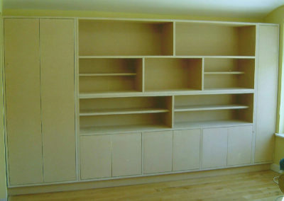 Shelving solution