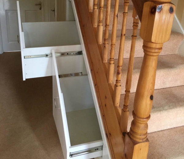 Dublin Under stair storage