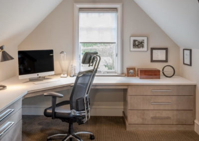 Attic office conversion 2