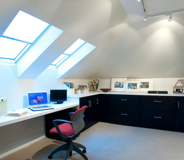 Dublin attic conversion