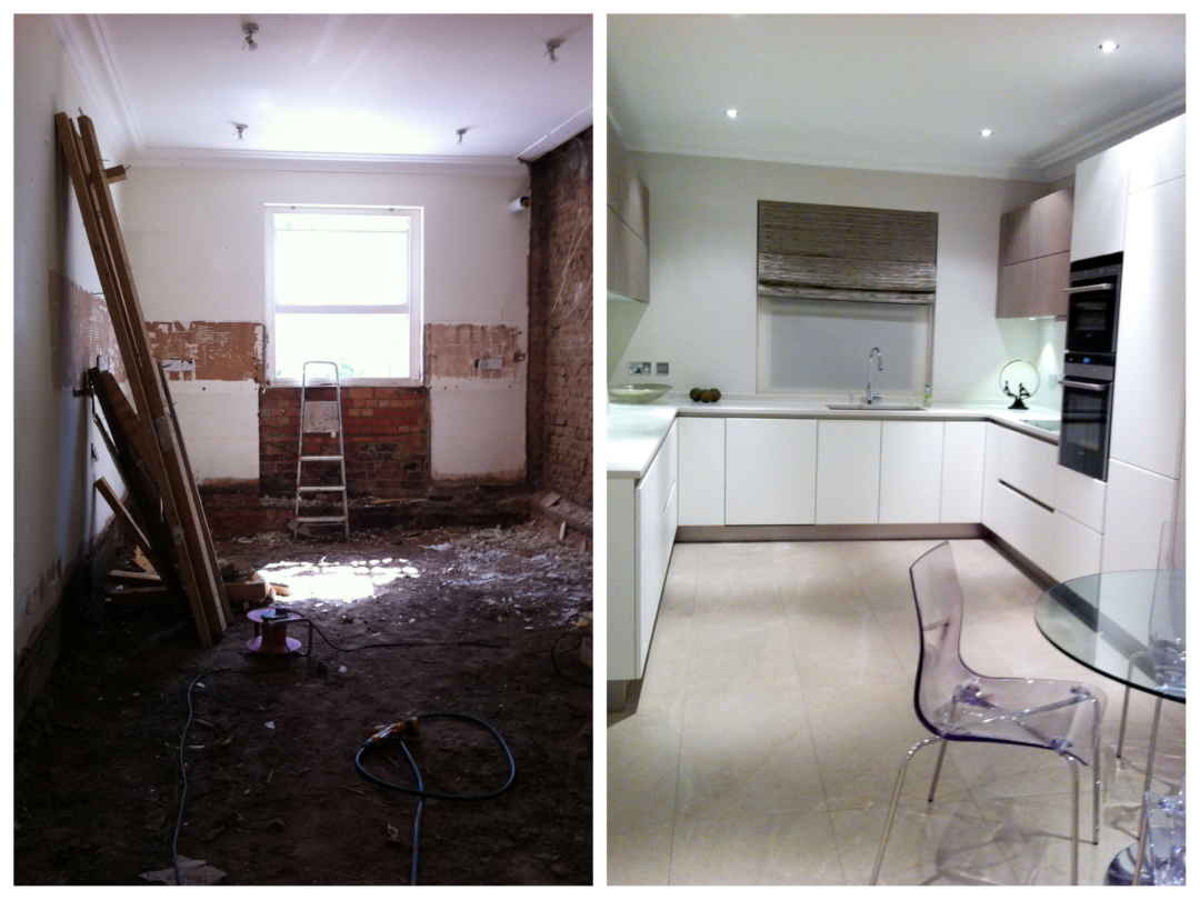 Kitchen fitting Dublin