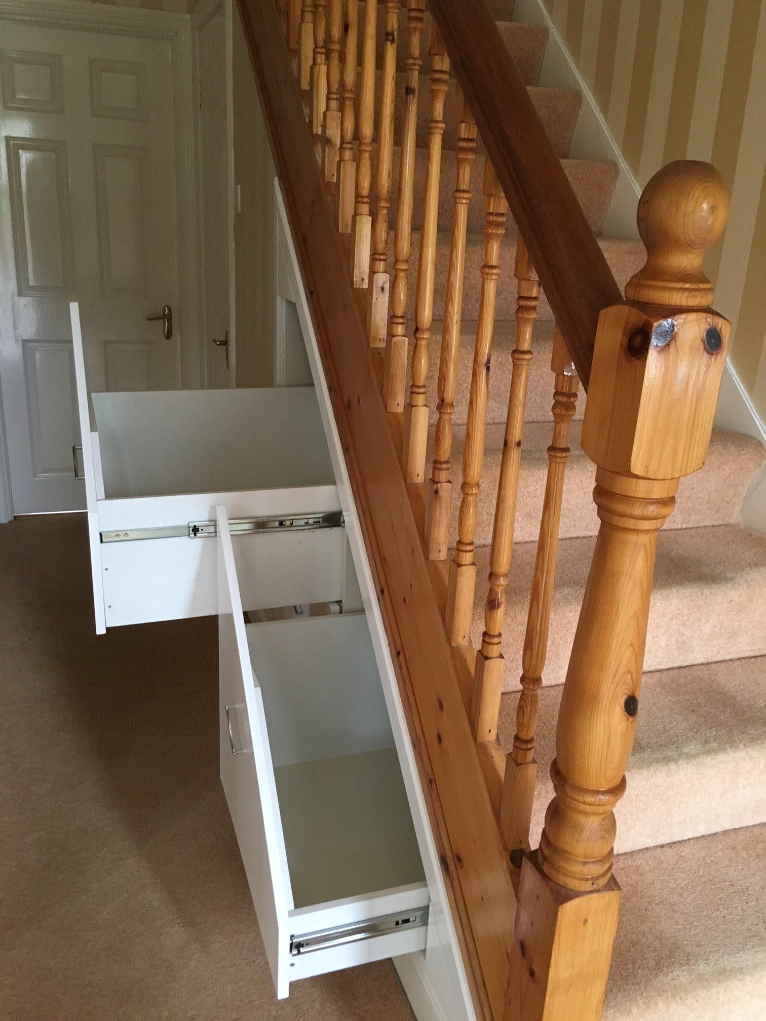 Under Stairs Storage Full Size Of Cabinet Maker Michael