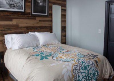 wall panelling bedroom dublin