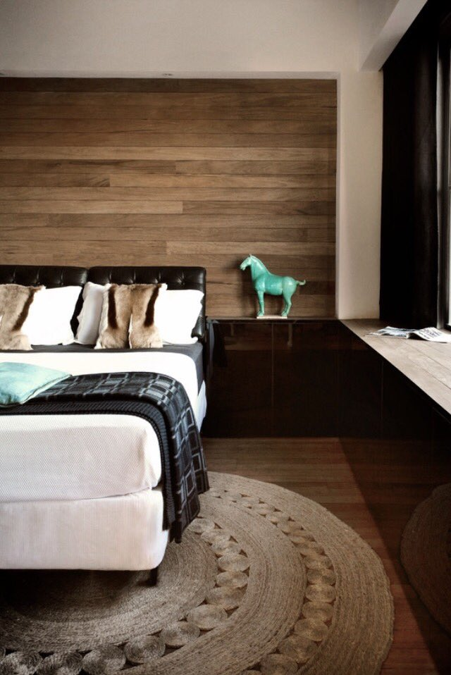 Wall Panelling Dublin Bedroom