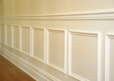 wall panelling hall dublin