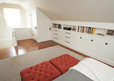 Attic Conversion Storage