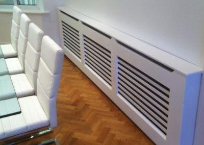 Radiator Covers Dublin Office
