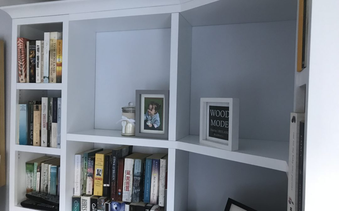 Alcove Shelving Unit