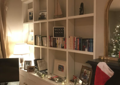 Alcove Shelving Units Dublin | www.woodmode.ie